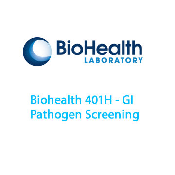 Biohealth 401H - GI Pathogen Screening